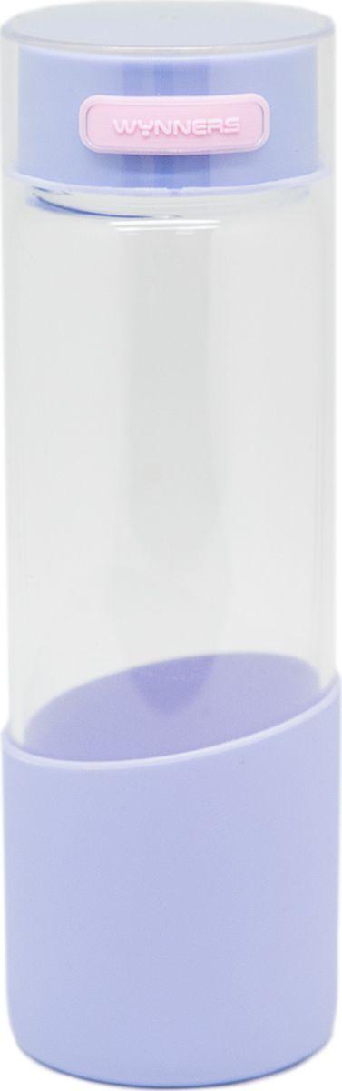 Бутылка Еж-стайл Winners, цвет: фуксия, 500 мл0909513В бутылочке Еж Стайл можно носить с собой воду или другие напитки в офис, на учебу, на занятия спортом и прогулки - в деловой сумке или спортивной, и везде она будет выглядеть уместно.