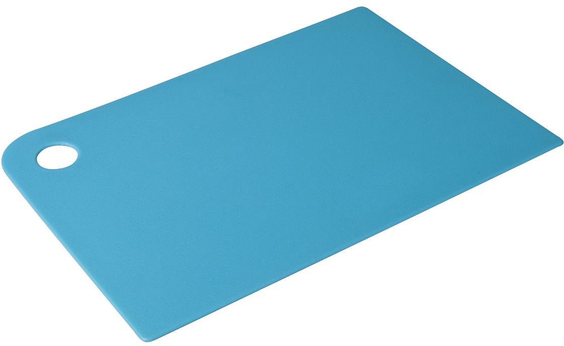 Доска разделочная Plast Team Grosten, цвет: голубой, прямоугольная, 24,7 х 17,5 х 0,2 смPT1109ГОЛ-60Доска разделочная Plast team Grosten изготовлена из высококачественного полиэтилена,который обеспечивает ее прочность и легкость. Текстура поверхности предотвращаетобразование царапин и скольжение. Доску можно использовать для приготовления любых блюд:на ней можно разделывать и отбивать мясо, рыбу, колоть орехи и т.д.