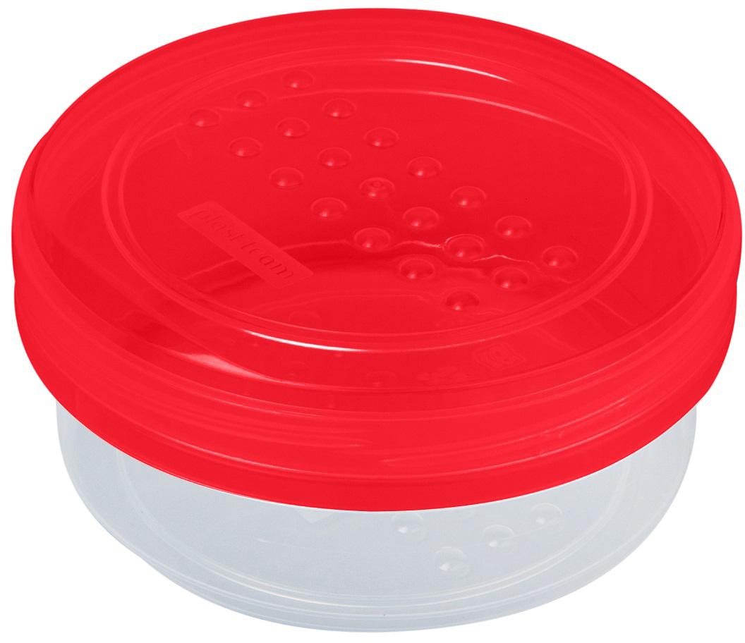 Банка для сыпучих продуктов Plast Team Pattern, цвет: коралловый, 0,35 лPT1127КОРАЛ-14РNЛегкая, прочная банка Plast team Pattern предназначена для хранения продуктов, заморозки, разогревания в СВЧ, переноски обедов. Конструктивное решение крышки и дна банки обеспечивает надежную установку друг на друга при хранении в холодильнике или шкафу. Использовать в СВЧ только для разогрева пищи (не более 3-х минут), при открытой крышке.