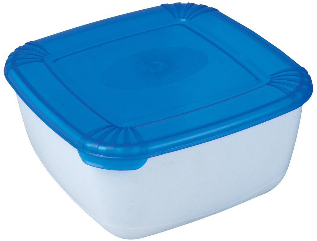 Благодаря непрозрачному корпусу, контейнер может использоваться в СВЧ длительное время. При разогреве в СВЧ необходимо приоткрыть крышку.