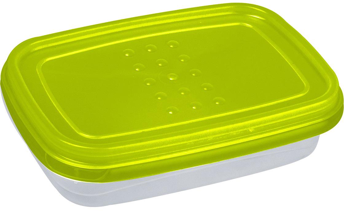 """Контейнер Plast Team """"Pattern Flex"""" выполнен из пищевого пластика. Гибкая крышка, выполненная из полиэтилена, буквально натягивается на контейнер, обеспечивая плотное прилегание к корпусу.  Контейнер предназначен для хранения в холодильнике и разогрева в СВЧ (без крышки)."""