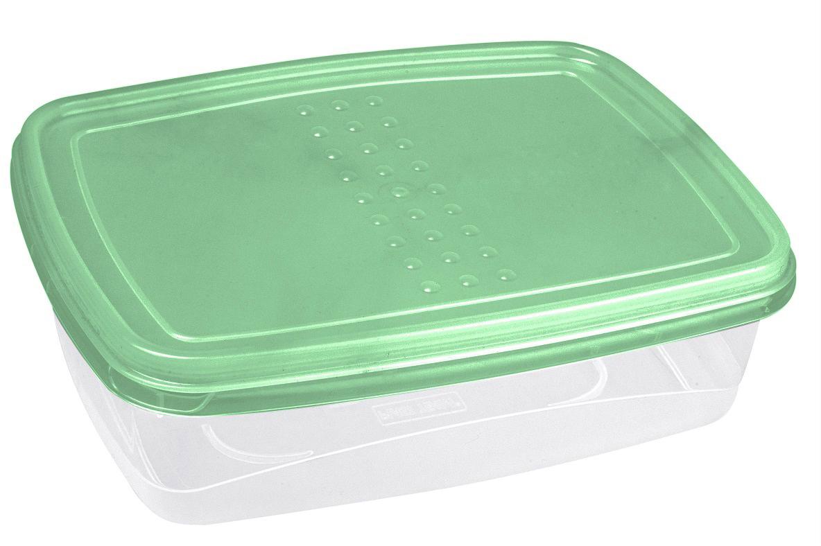 Гибкая крышка, выполненная из полиэтилена, буквально натягивается на контейнеры, обеспечивая плотное прилегание к корпусу. Контейнеры предназначены для хранения в холодильнике и разогрева в СВЧ (без крышки).