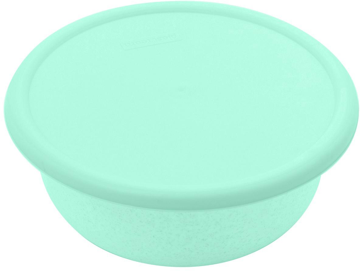 Миска Plast Team, цвет: мятный, с крышкой, 1,2 лPT2450/КМТ-18Универсальная миска Plast team с плотно закрывающейся крышкой, предназначена дляприготовления, хранения и переноски продуктов. Благодаря плотно защелкивающейся крышкемиску можно использовать для хранения и переноски продуктов. Крышка в закрытом состояниинадежно запирает слив.