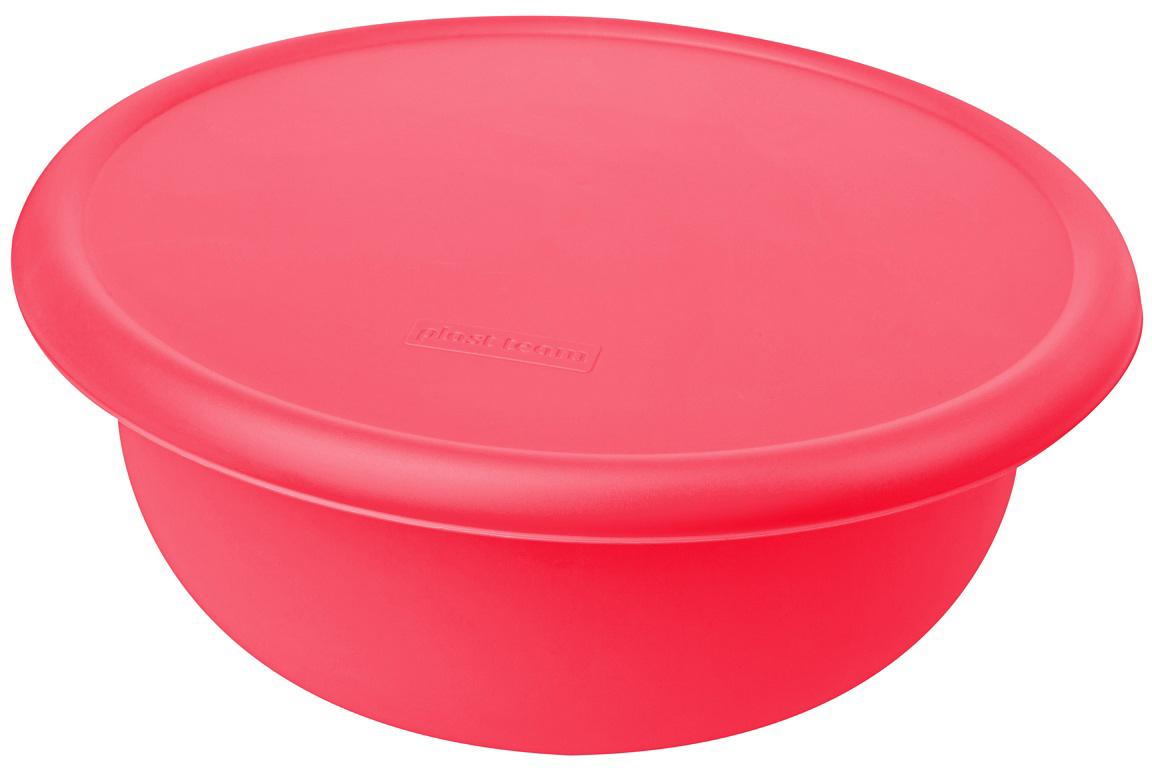 Миска Plast Team, цвет: коралловый, с крышкой, 1,2 лPT2450КОРАЛ-18Универсальная миска Plast team с плотно закрывающейся крышкой, предназначена дляприготовления, хранения и переноски продуктов. Благодаря плотно защелкивающейся крышкемиску можно использовать для хранения и переноски продуктов. Крышка в закрытом состояниинадежно запирает слив.