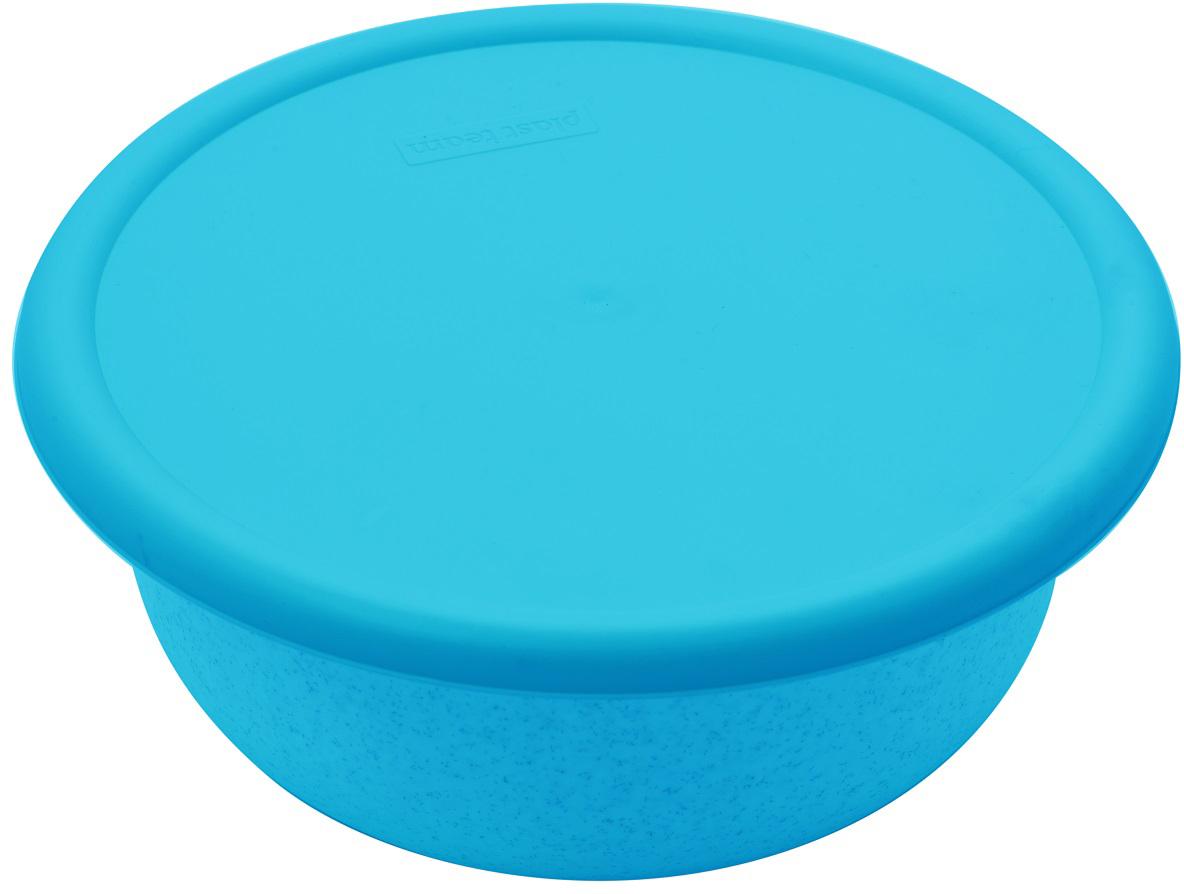 """Универсальная миска """"Plast team"""" с плотно закрывающейся крышкой, предназначена для приготовления, хранения и переноски продуктов. Благодаря плотно защелкивающейся крышке миску можно использовать для хранения и переноски продуктов. Крышка в закрытом состоянии надежно запирает слив."""