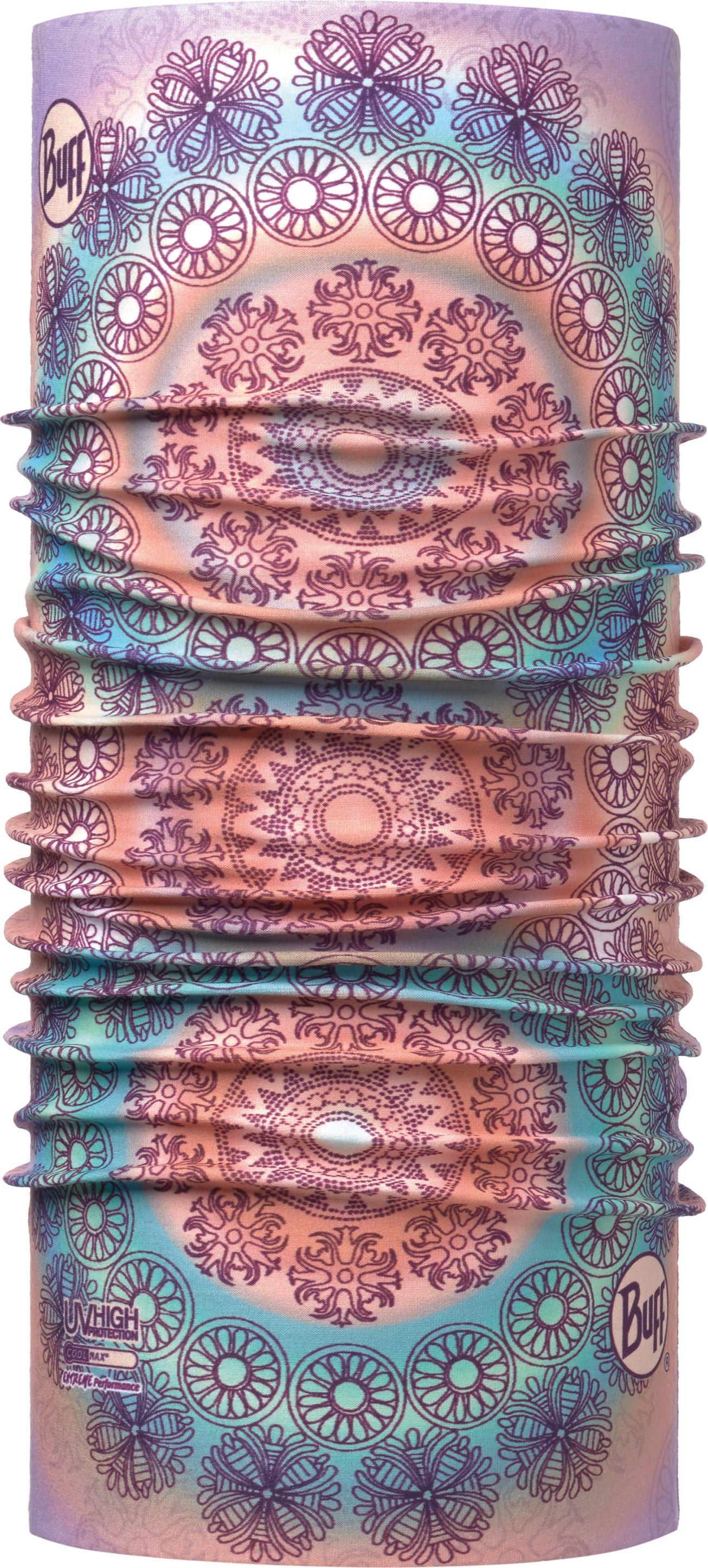 Купить Бандана Buff UV Protection Shantra Violet, цвет: фиолетовый. 113627.619.10.00. Размер универсальный