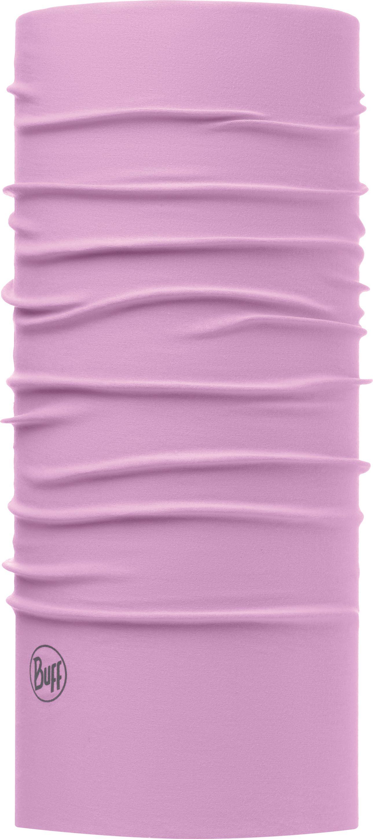 Купить Бандана Buff UV Protection Solid Lilac, цвет: лиловый. 111426.625.10.00. Размер универсальный