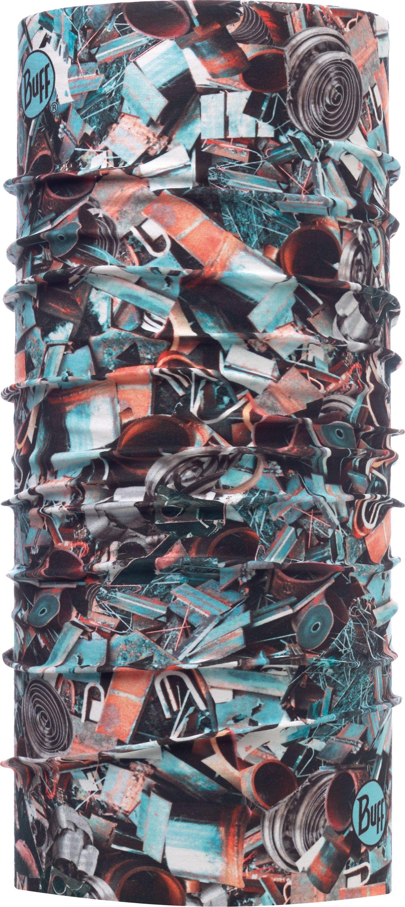 Купить Бандана Buff UV Protection Wasting Multi, цвет: разноцветный. 117032.555.10.00. Размер универсальный