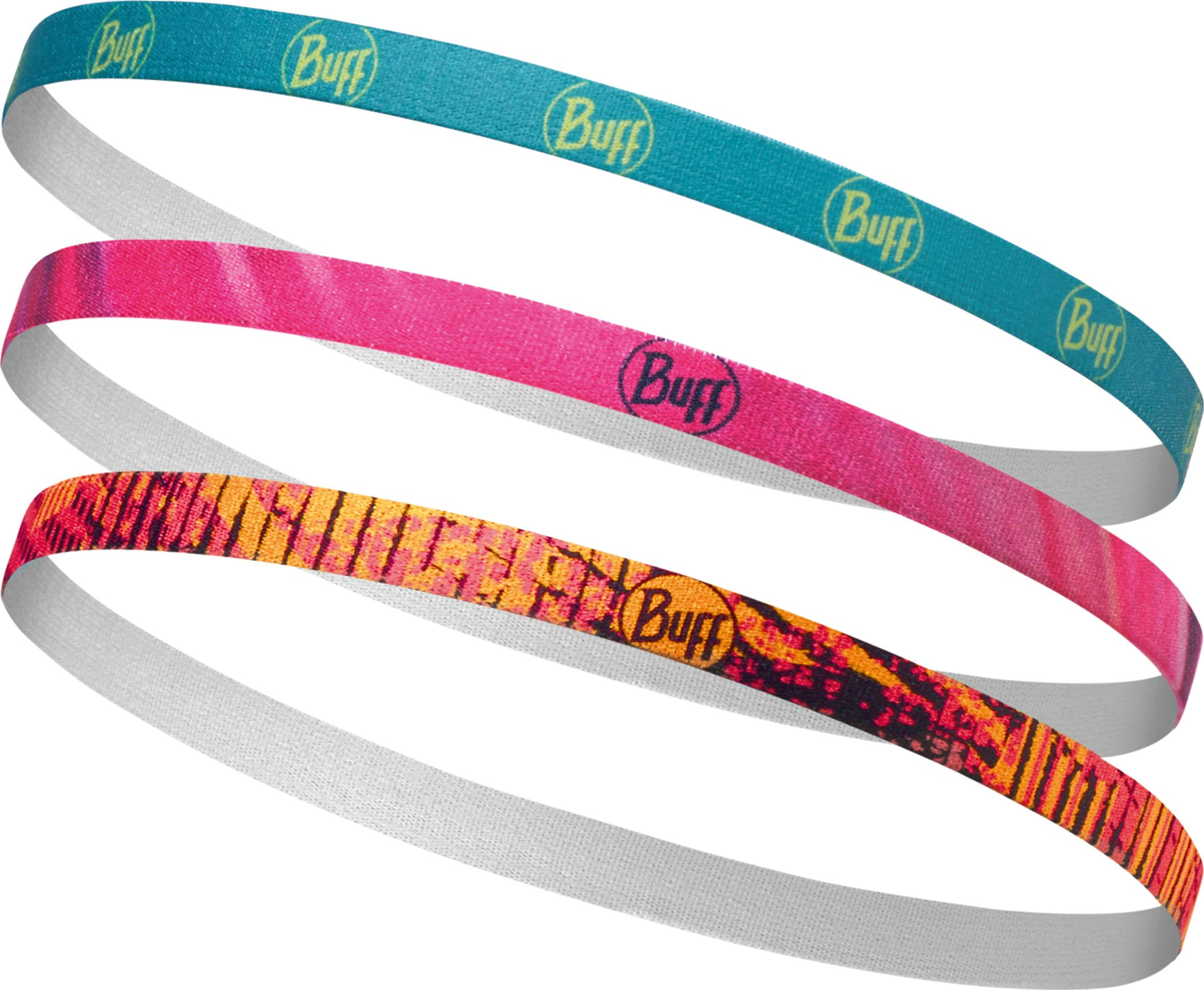 Повязка Buff Hairband Iris Multi, цвет: разноцветный. 117094.555.10.00