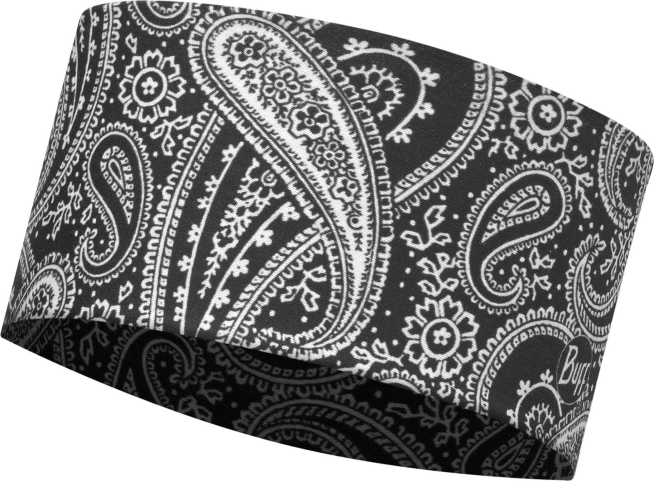 Повязка Buff Headband Cail Black, цвет: черный. 108720.00108720.00Повязка унисекс Active Headband BUFF® – оригинальный головной убор, который можно носить разными способами. Наиболее популярные варианты – повязка, резинка для хвоста, напульсник, маска от пыли, шарф. Повязка Buff защитит вас от солнца, ветра, пыли. Она не занимает много места и ее всегда можно взять с собой «на всякий случай». Идеальный аксессуар для занятий спортом, путешествий и повседневного использования. Состав: 100% полиэстер CoolMax Extreme. Высокотехнологичный материал с особой четырех канальной структурой. Обладает свойствами невероятно быстро отводить влагу и высыхать, в отличие от других видов полиэстера. Материал очень мягкий, приятный на ощупь, хорошо «дышит», гипоаллергенный. Фактор защиты от солнечного излучения: блокируется 95% UV-излучения, снижается негативное воздействие на организм. Polygiene – технология внедрения ионов серебра, в результате ткань обладает длительным антибактериальным эффектом. Не возникают неприятные запахи пота, ткань дольше сохраняет свежесть и чистоту.