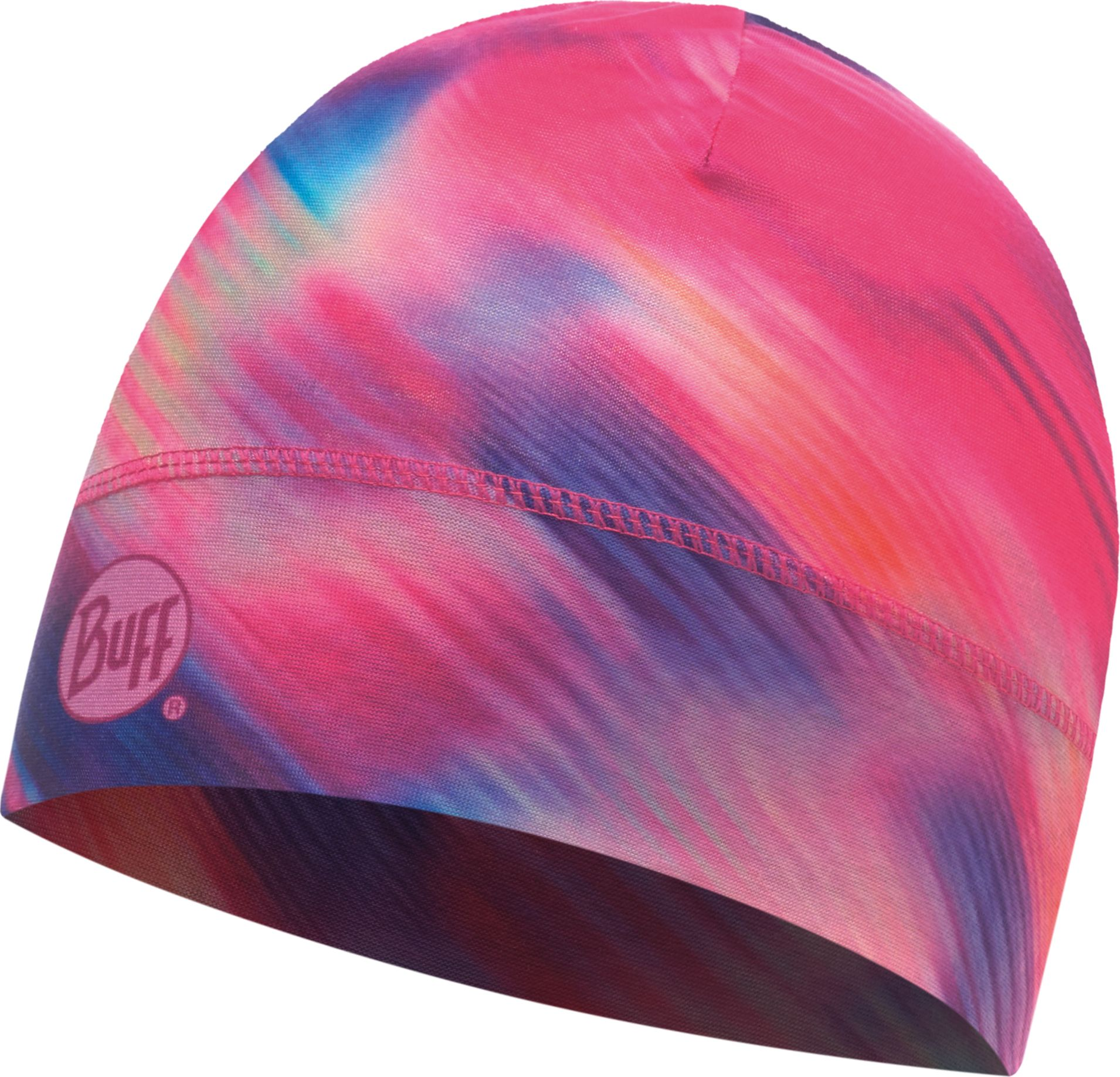 Шапка Buff Microfiber 1 Layer Hat Shining Pink, цвет: розовый. 117099.538.10.00. Размер универсальный117099.538.10.00Двустороння шапка от Buff - два дизайна в одной модели. Сделана из двуслойной микрофибры.Обеспечивает тепло и защиту от непогоды, легкая и приятная на ощупь. Естественные свойства материала предотвращают появление неприятного запаха.