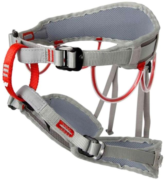 Система страховочная Vento  Argon , цвет: серый, размер S - Альпинизм и скалолазание