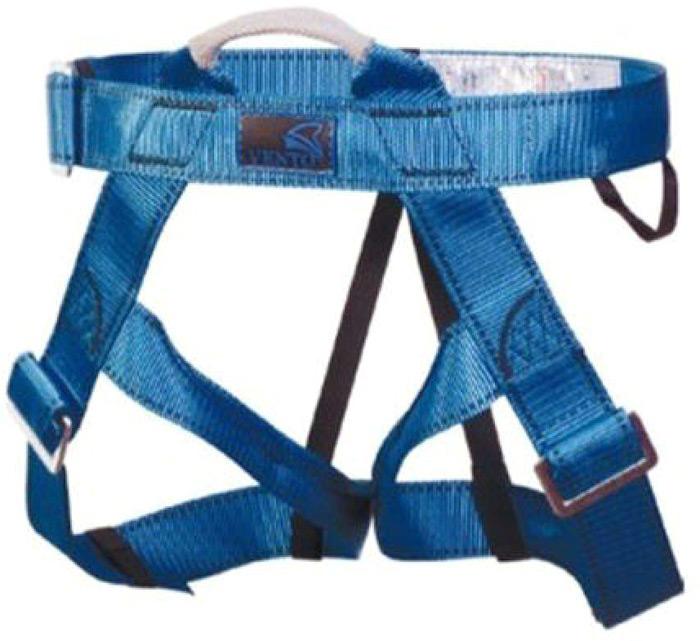 Система страховочная Vento  Высота 004 , поясная, цвет: синий, размер M - Альпинизм и скалолазание