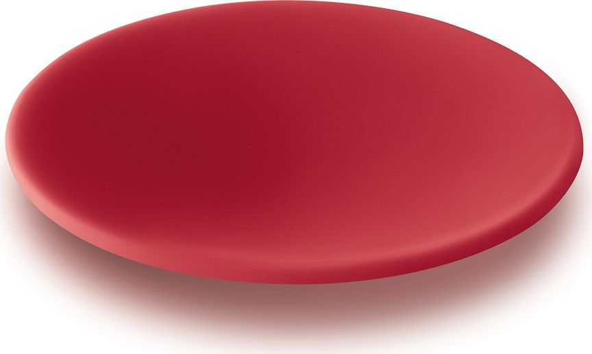 Giannini Силиконовая подставка под горячее (красная)