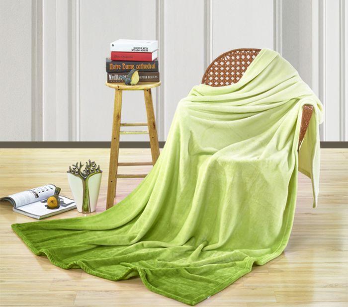 Покрывало Павлина Экспрессия, цвет: зеленый, 150 х 200 см покрывало karna покрывало evony цвет пудра 240х260 см