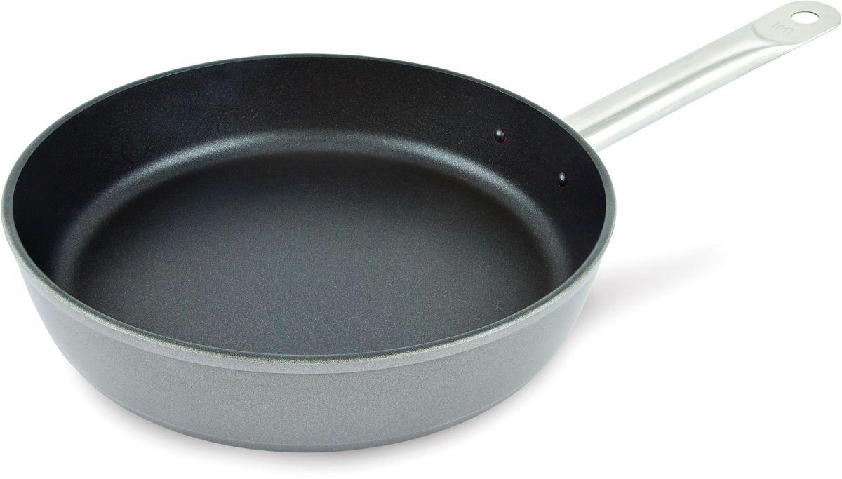 Сковорода Нева Металл Посуда Prof Master, с антипригарным покрытием. Диаметр 26 см. 92126 посуда кухонная