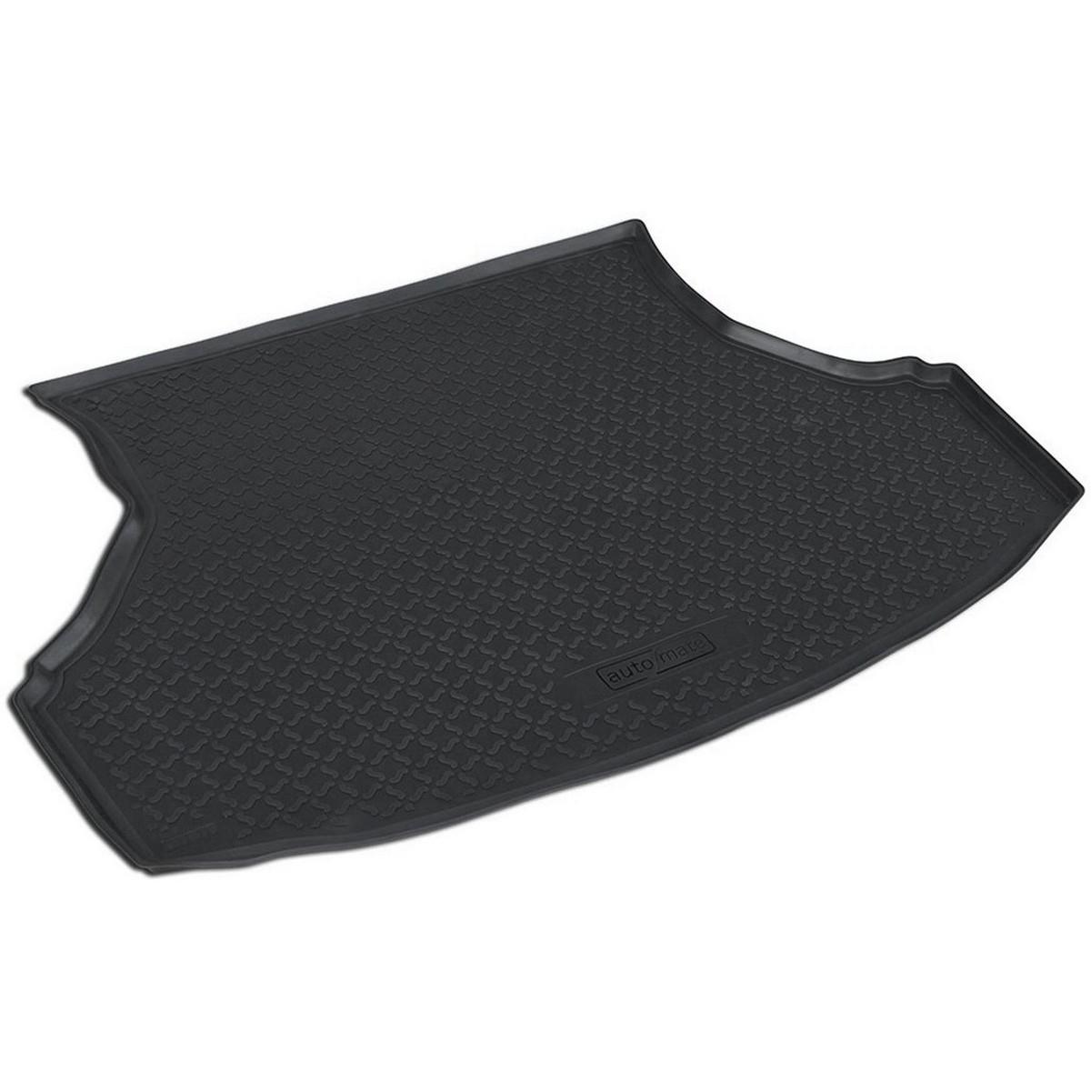 Коврик багажника Rival для Lada Granta седан 2011-, полиуретан, 1 шт. 16001002