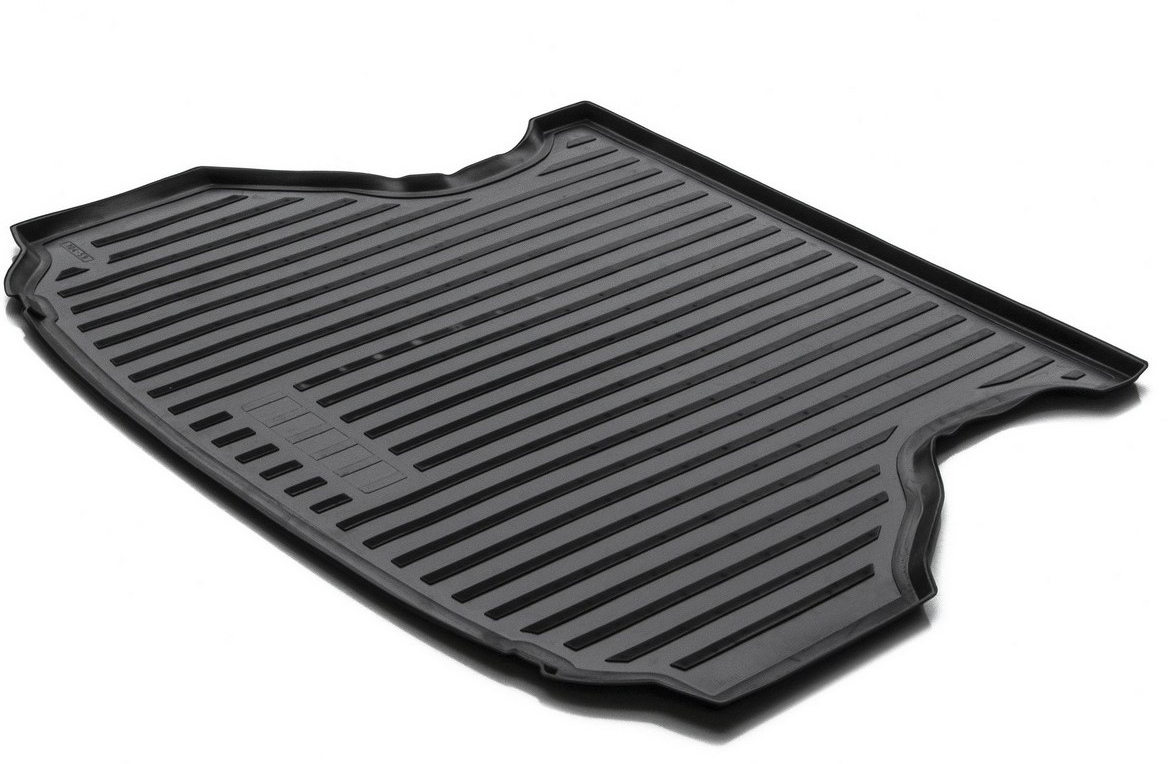 Купить Коврик багажника Rival для Lada Granta лифтбек 2014-, полиуретан, 1 шт. 16001003