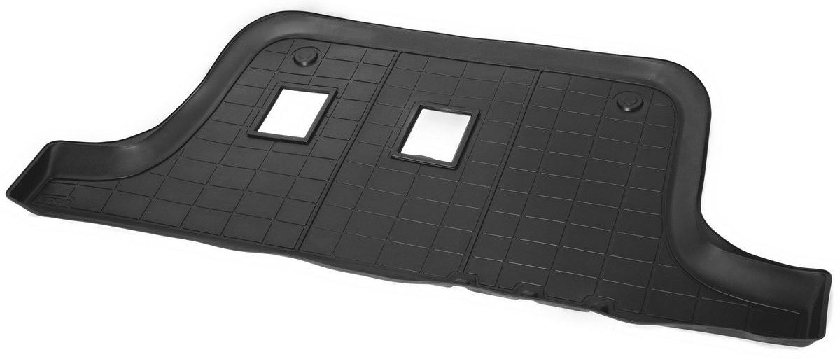 Купить Коврик салона Rival для Chevrolet Trailblazer 2012-, 3 ряд, с крепежом, полиуретан, 1 шт. 11008002