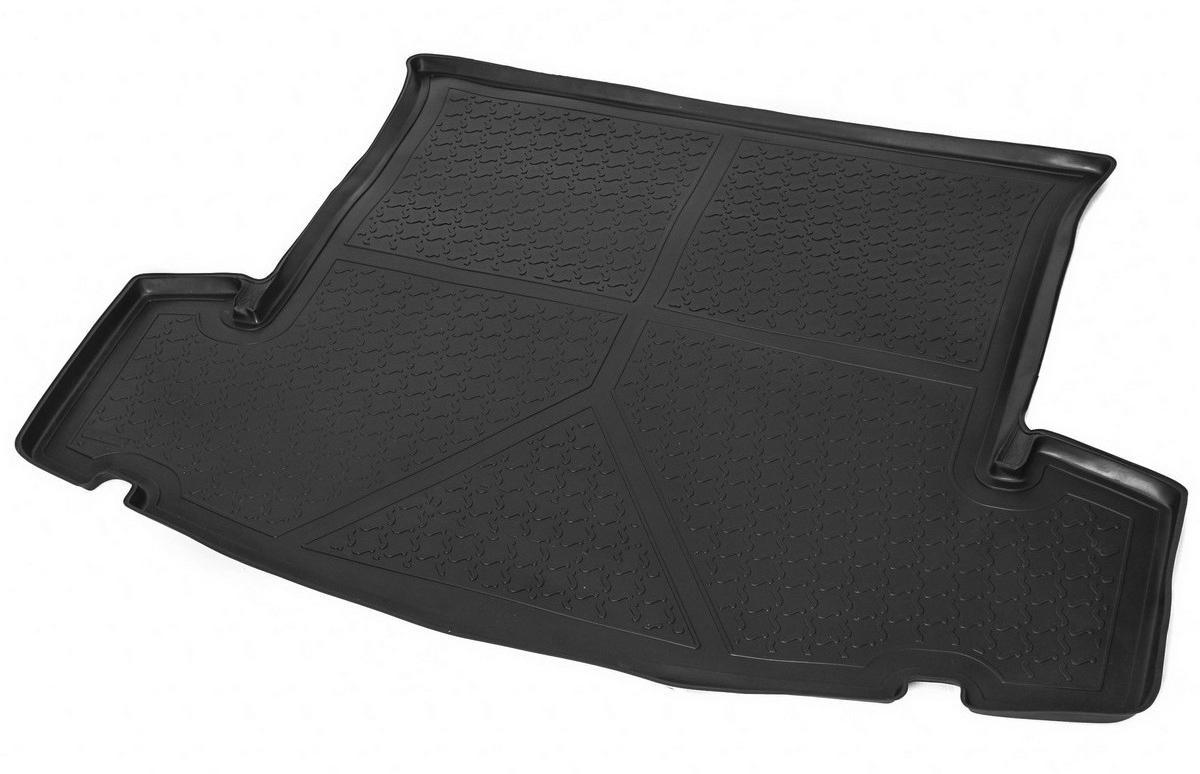 Купить Коврик багажника Rival для Chevrolet Captiva (5 мест) 2012-, полиуретан, 1 шт. 11007003