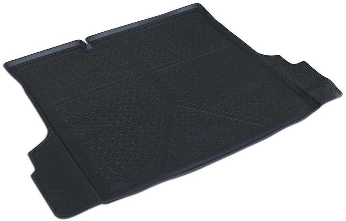 Купить Коврик багажника Rival для Chevrolet Cobalt седан 2013-/Ravon R4 2016-, полиуретан, 1 шт. 11002002
