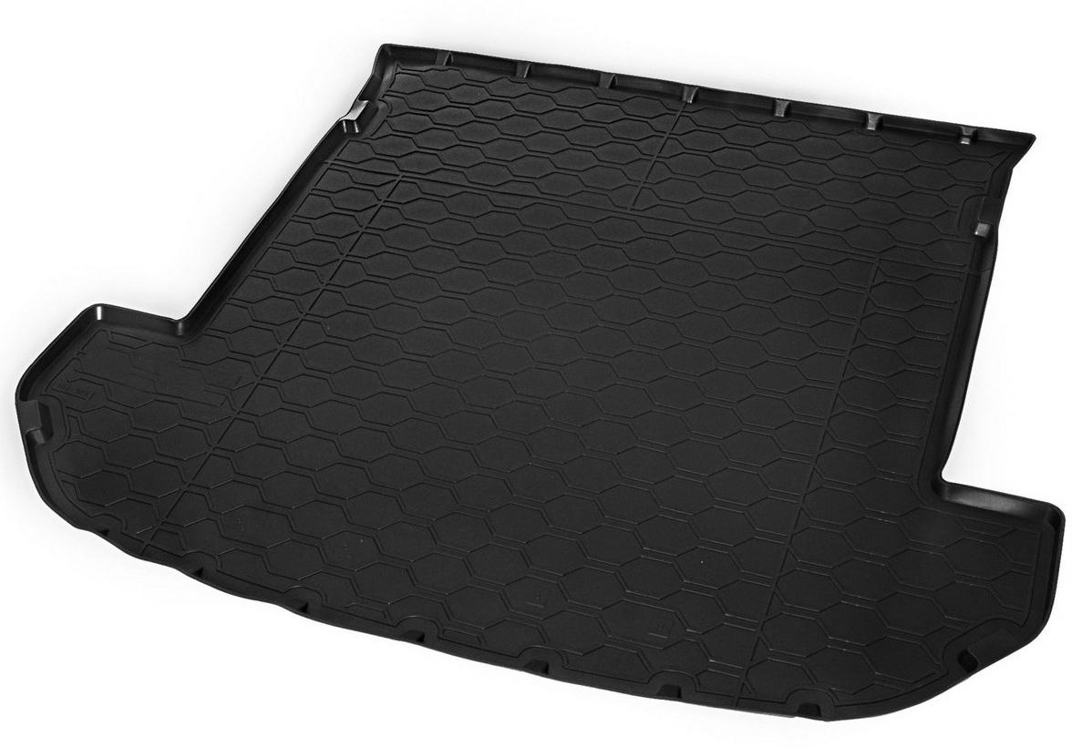 Купить Коврик багажника Rival для Kia Sorento Prime (7 мест, сложенный 3 ряд) 2015-, полиуретан, 1 шт. 12804004