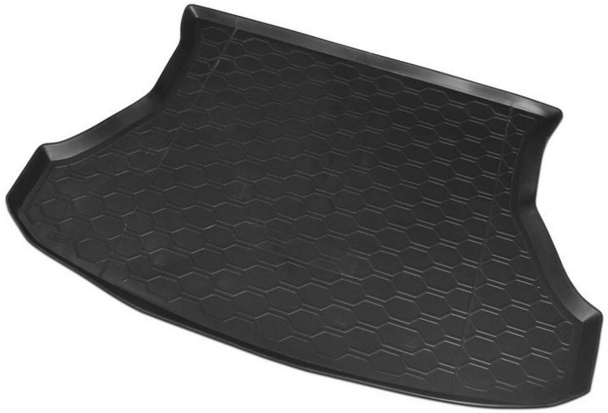 Коврик багажника Rival для Lada Kalina универсал 2004-2013, 2013-, полиуретан, 1 шт. 16002004