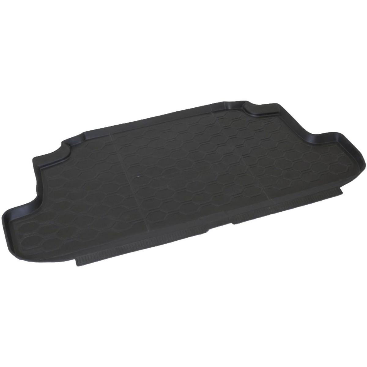 Купить Коврик багажника Rival для Lada 4x4 3-дв. 2009-, полиуретан, 1 шт. 16005001