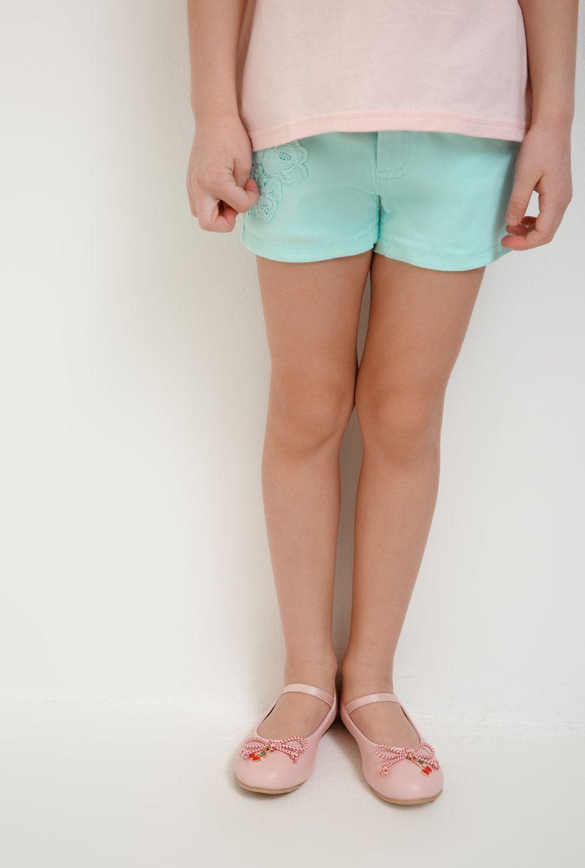 Шорты для девочки Acoola Mundi, цвет: синий. 20220420024_500. Размер 122 постельное белье семейное sova
