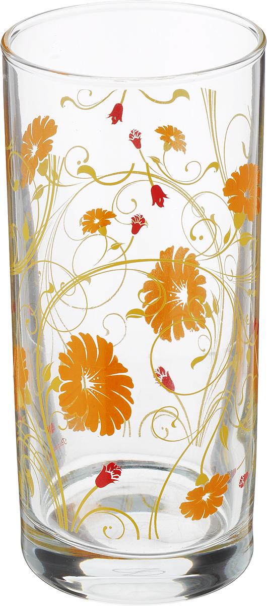 Стакан Pasabahce Оранж Серенейд, 290 мл стакан pasabahce плэже цвет прозрачный 480 мл