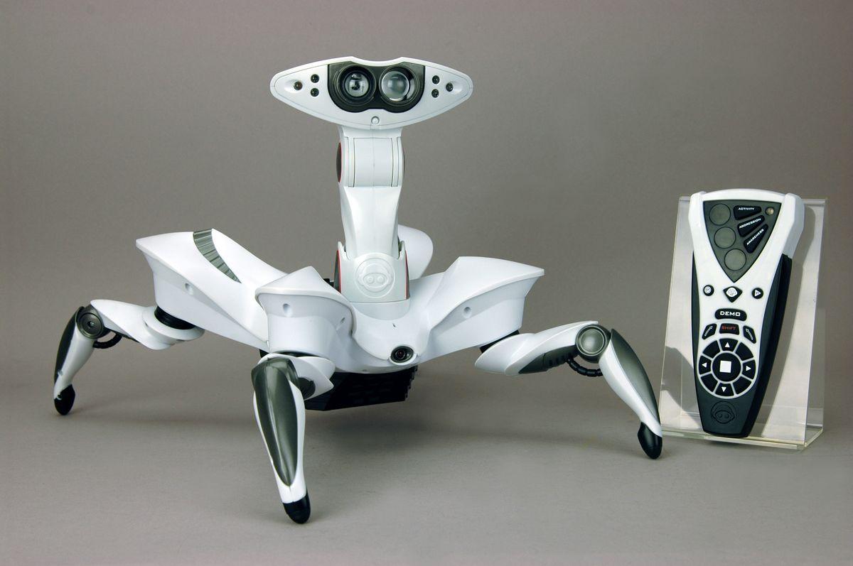 WowWee Робот радиоуправляемый Краб