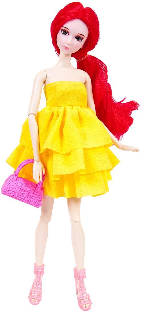 JUNnew Кукла с сумочкой