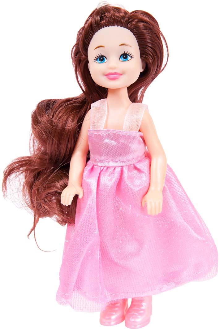 ABtoys Кукла Весенний вальс цвет розовый abtoys кукла волшебная мелодия