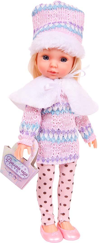 ABtoys Кукла Времена года Зимняя 25 см abtoys 41 предмет