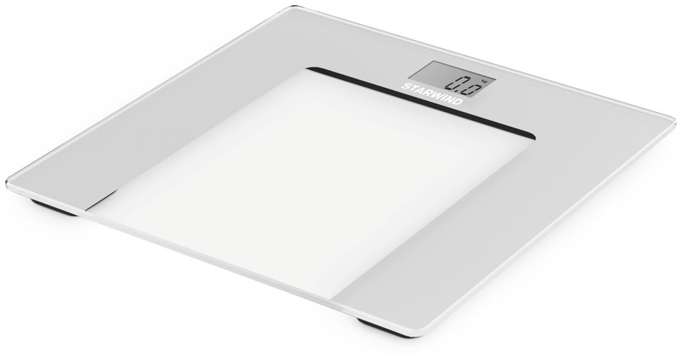 Starwind SSP2250, Transparent весы напольные