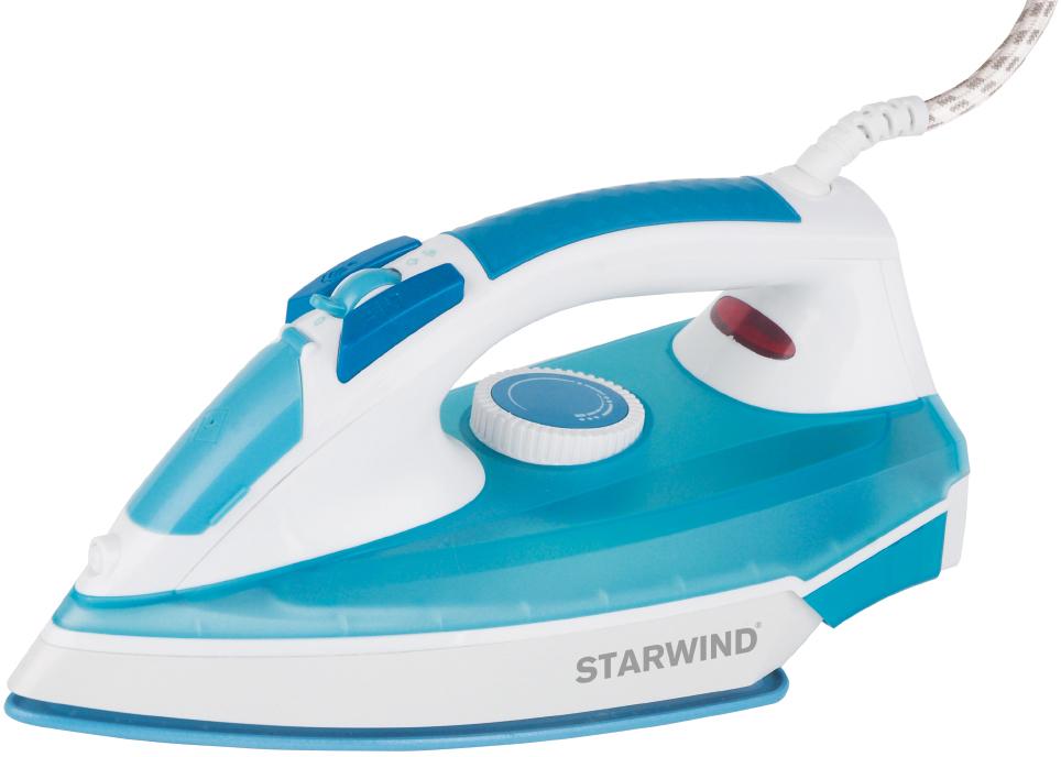 Starwind SIR6936, Turquoise White утюг утюг браун 775