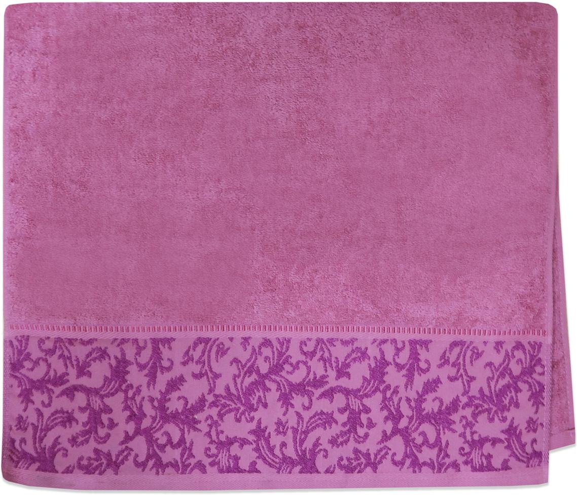 Полотенце махровое Bravo Белиссимо, цвет: розовый, 70 x 140 см84552Полотенце «Белиссимо» выполнено из натуральной махровой ткани (100% хлопок). Изделие отлично впитывает влагу, быстро сохнет, сохраняет яркость цвета и не теряет форму даже после многократных стирок.С таким полотенцем интерьер и настроение станут ярче!