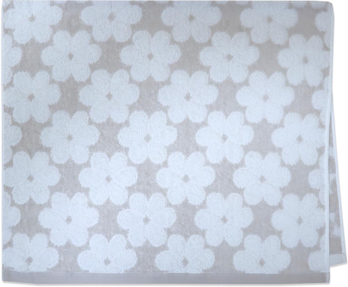 Полотенце махровое Bravo Виола, цвет: серый, 33 x 70 см85562Полотенце «Виола» выполнено из натуральной махровой ткани (100% хлопок). Изделие отлично впитывает влагу, быстро сохнет, сохраняет яркость цвета и не теряет форму даже после многократных стирок. С таким полотенцем интерьер и настроение станут ярче!
