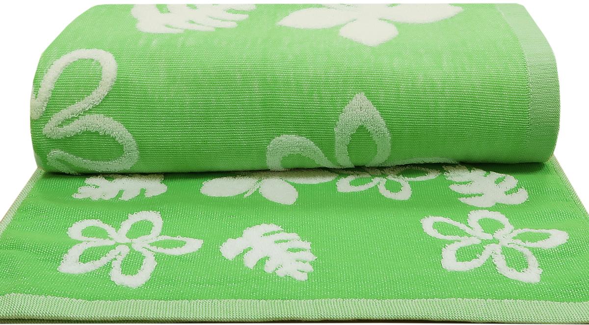 Полотенце «Полька» выполнено из натуральной махровой ткани (100% хлопок). Изделие отлично впитывает влагу, быстро сохнет, сохраняет яркость цвета и не теряет форму даже после многократных стирок.  С таким полотенцем интерьер и настроение станут ярче!