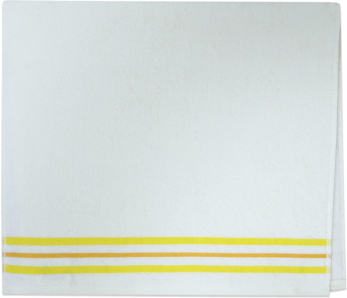 Полотенце махровое Bravo Ассоль, цвет: кремовый, 45 x 90 см90358Полотенце «Ассоль» выполнено из натуральной махровой ткани (100% хлопок). Изделие отлично впитывает влагу, быстро сохнет, сохраняет яркость цвета и не теряет форму даже после многократных стирок. С таким полотенцем интерьер и настроение станут ярче!