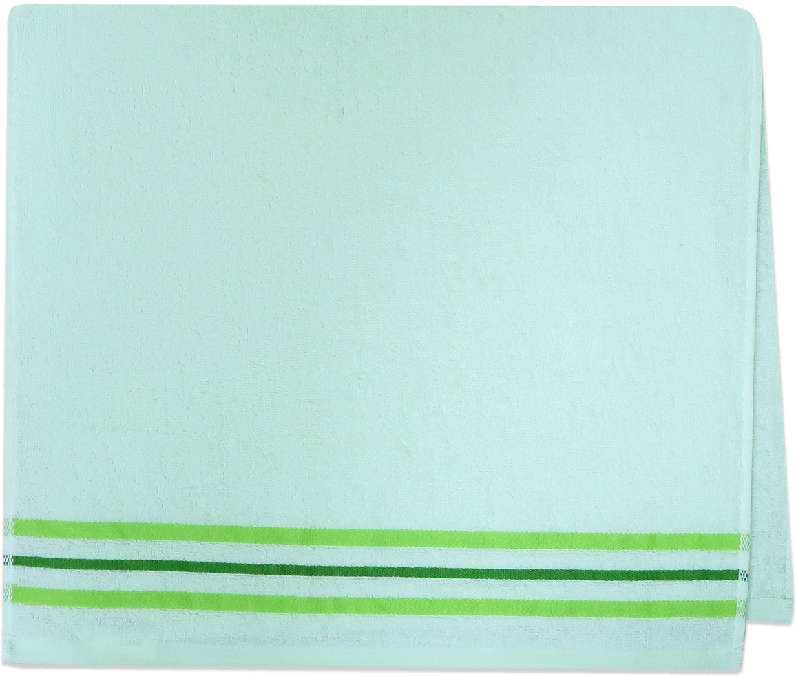 Полотенце махровое Bravo Ассоль, цвет: зеленый, 33 x 70 см90362Полотенце «Ассоль» выполнено из натуральной махровой ткани (100% хлопок). Изделие отлично впитывает влагу, быстро сохнет, сохраняет яркость цвета и не теряет форму даже после многократных стирок. С таким полотенцем интерьер и настроение станут ярче!