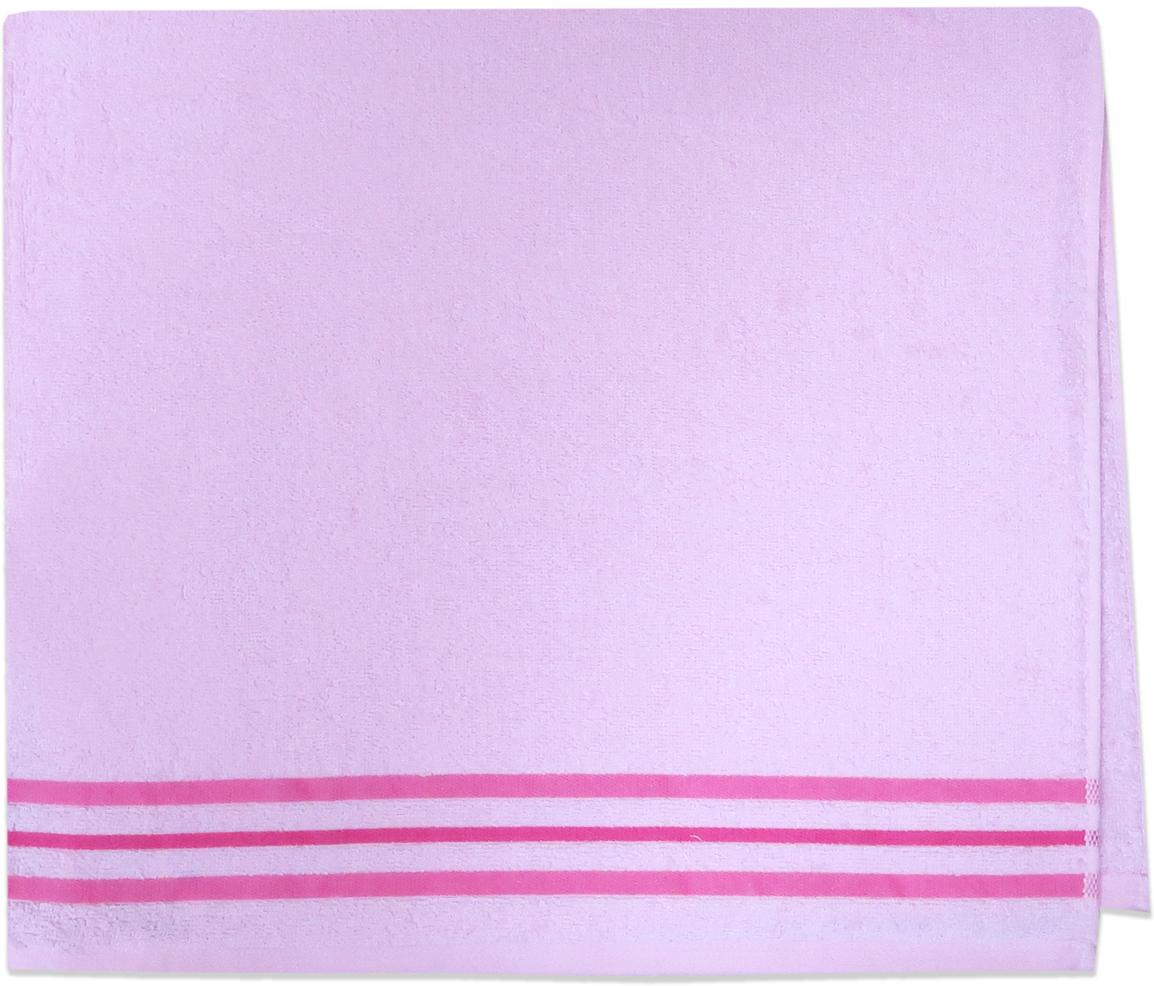Полотенце махровое Bravo Ассоль, цвет: розовый, 65 x 130 см90363Полотенце «Ассоль» выполнено из натуральной махровой ткани (100% хлопок). Изделие отлично впитывает влагу, быстро сохнет, сохраняетяркость цвета и не теряет форму даже после многократных стирок.С таким полотенцем интерьер и настроение станут ярче!