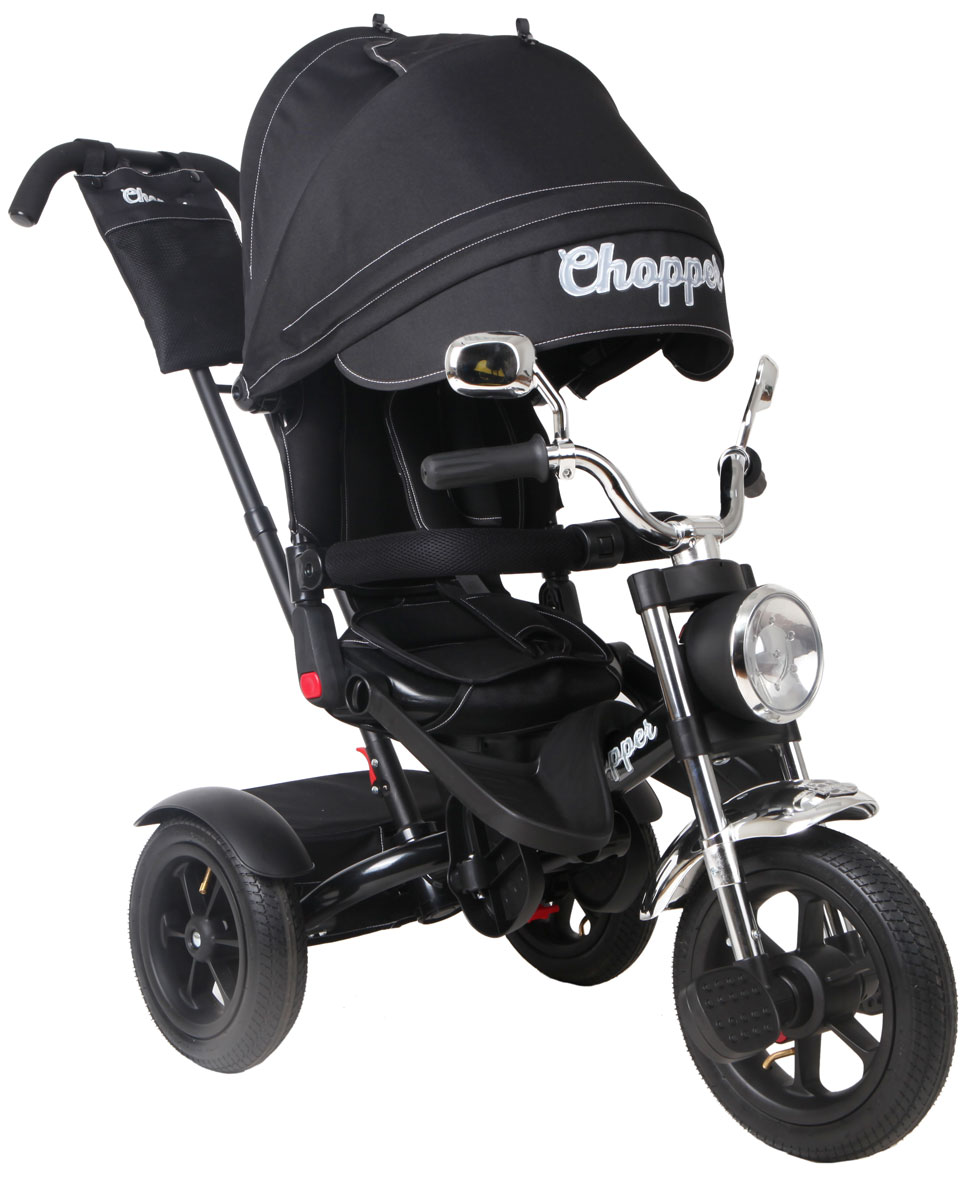 Chopper Велосипед трехколесный цвет черный CH1BL