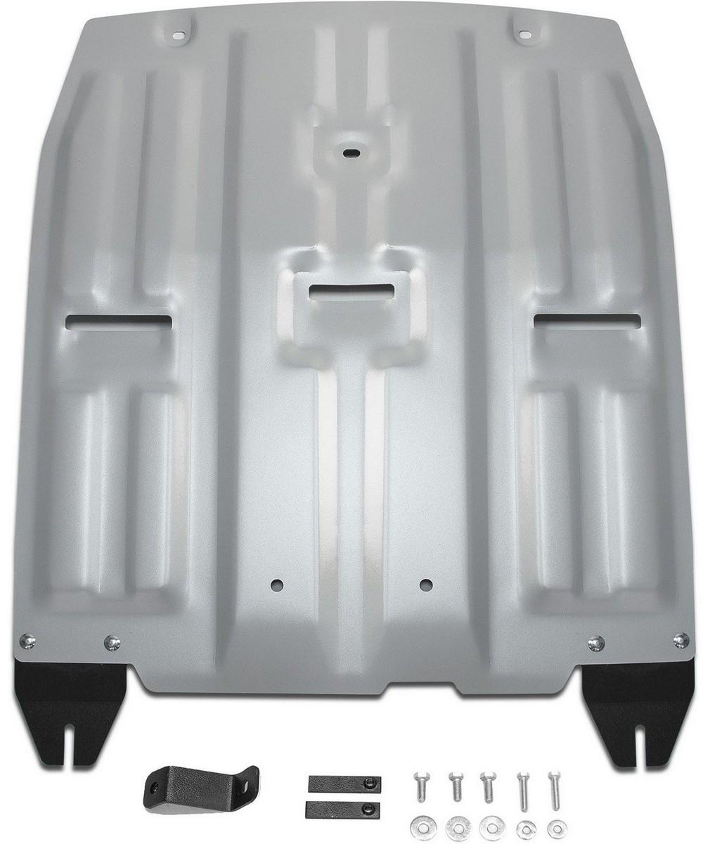 Купить Защита картера и КПП Rival для Hyundai Tucson 2015- / Kia Sportage 2016-, алюминий 4 мм