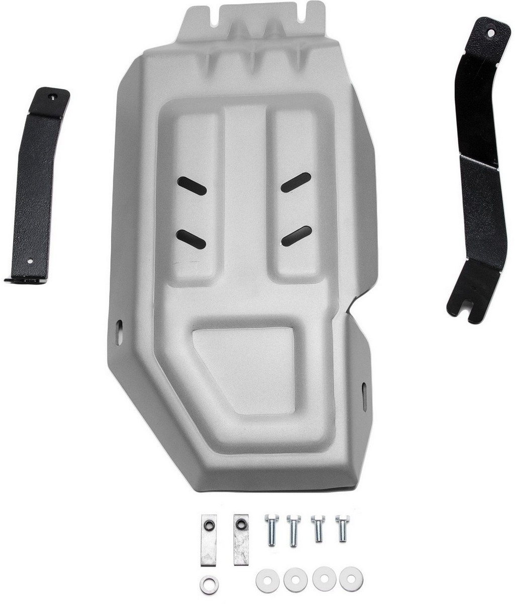 Купить Защита редуктора Rival для Hyundai Tucson 2015- / Kia Sportage 2016-, алюминий 4 мм