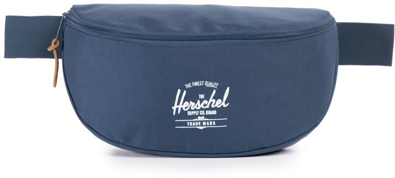 """Сумка поясная Herschel """"Sixteen"""", цвет: синий, 5 л"""