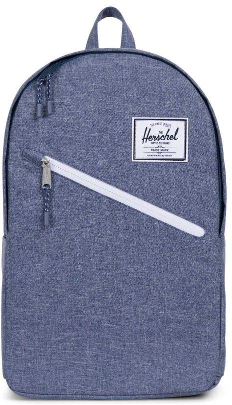 Рюкзак городской Herschel Parker, цвет: темно-серый, 19 л рюкзак городской herschel lawson apex knit mdvl blue