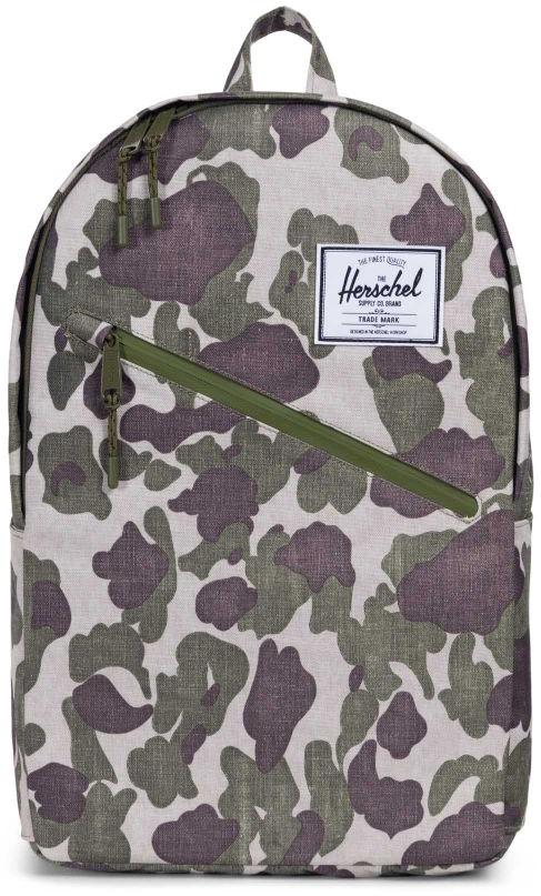 Рюкзак городской Herschel Parker, цвет: хаки, 19 л рюкзак городской herschel lawson apex knit mdvl blue