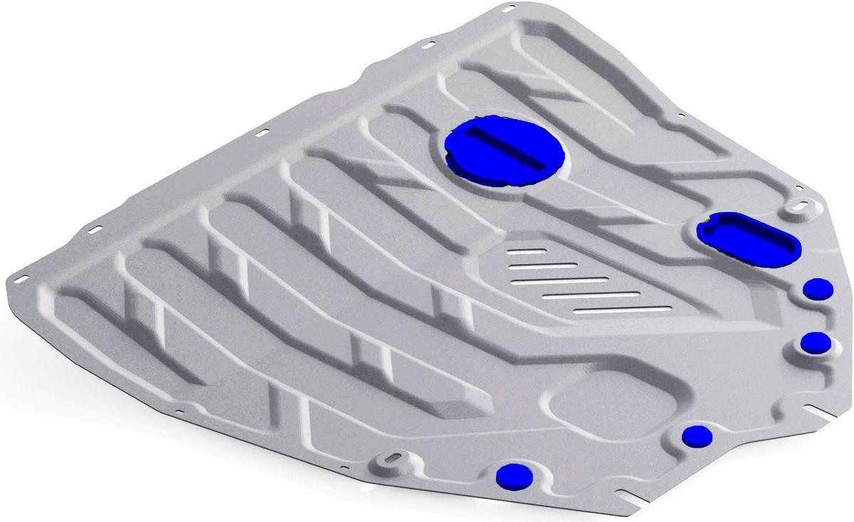 Купить Защита картера и КПП Rival для Suzuki Vitara 2015-/Suzuki SX4 2013-2016, алюминий 4 мм