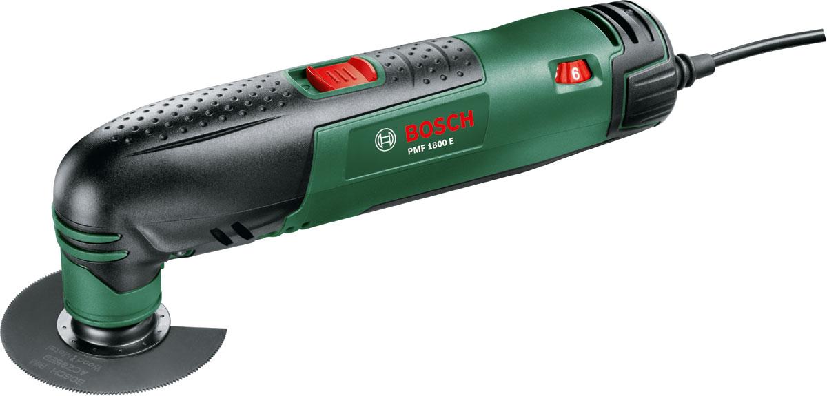 Многофункциональный инструмент Bosch PMF 1800 E краскораспылитель bosch pfs 5000 e 0603207200